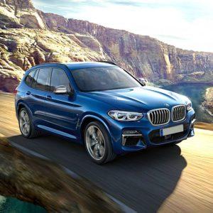 BMW X3 xDrive20i Luxury
