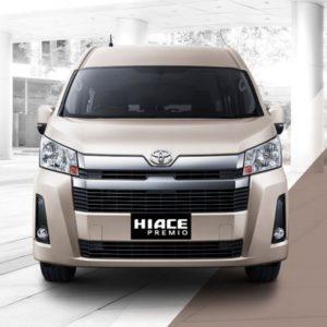 Toyota Hiace Premio