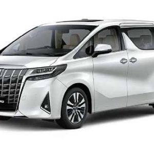 Toyota Alphard 3.5 Q A/T