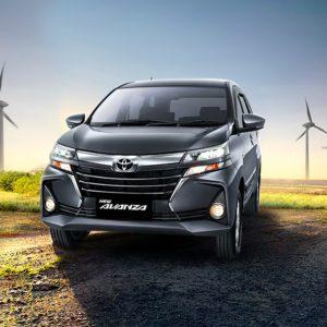 Toyota Avanza 1.3E MT